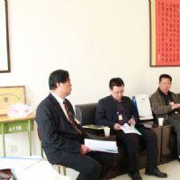 张涛同志参加机关第二党支部小组审议
