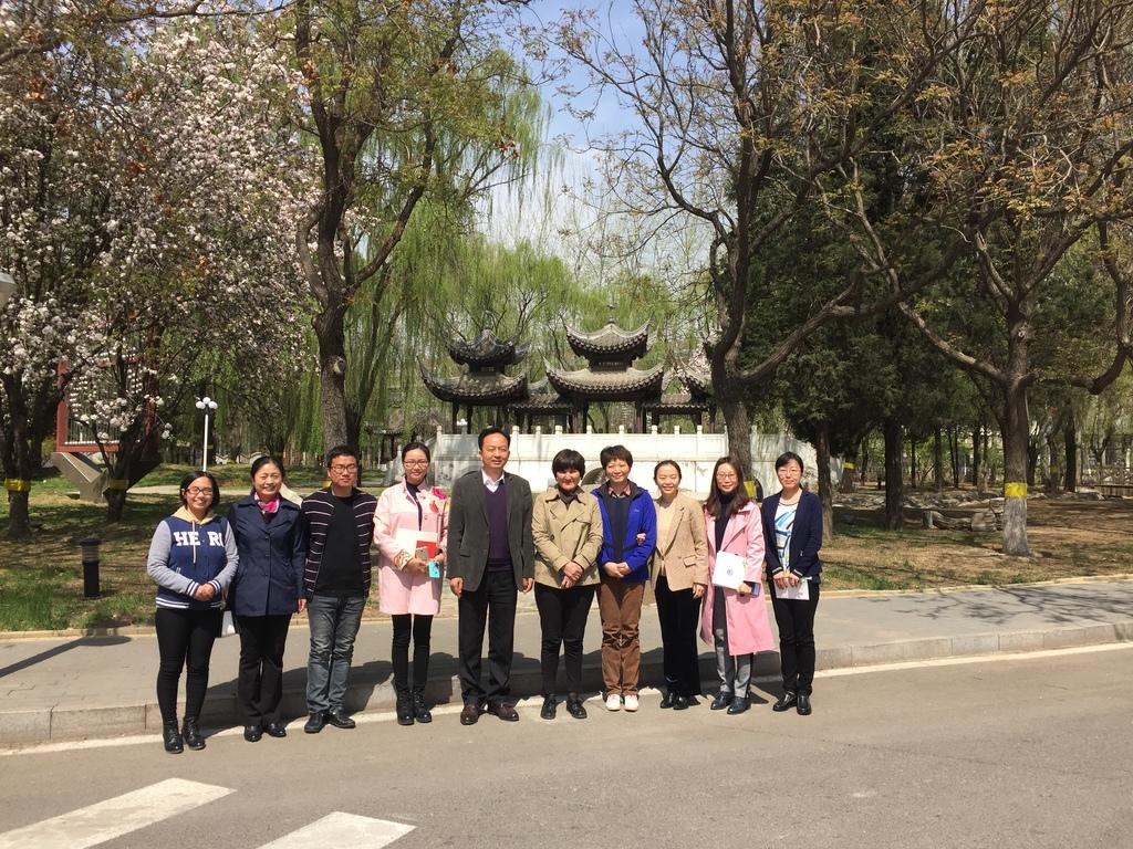 我校教务处赴北京财贸职业学院交流学习