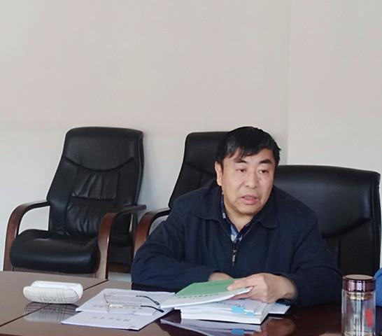 我院召開關于2019年北京市職業院校教學計劃诊断与改造事情聚会会议